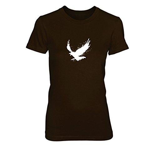 The Raven - Damen T-Shirt Braun