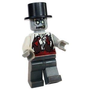 LEGO Monster Fighters: Zombie Groom Minifigur (75002 Wars Lego Star)