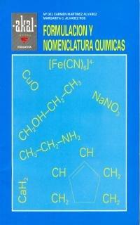 Formulación y nomenclatura químicas. (Biblioteca de Aula) por Margarita Álvarez