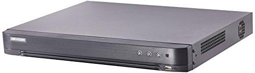 HIKVISION H.265+ Turbo HD 8CH DVR 4K HDMI unterstützt 5MP TVI/2MP AHD & CVI/6MP IP Cam (HDD Nicht Enthalten) 8 Tb Dvr