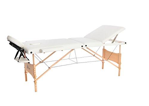 Elyseer En 0762 Lettino Per Massaggi Professionale A Tre Zone