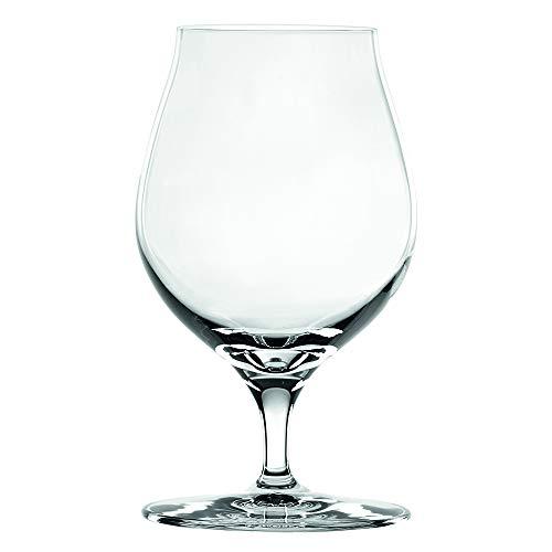 Spiegelau & Nachtmann, 4-teiliges Kraftbier-Glas-Set, Barrel Aged Beer, Kristallglas, 0,5 Liter, Craft Beer Glasses, 4991380
