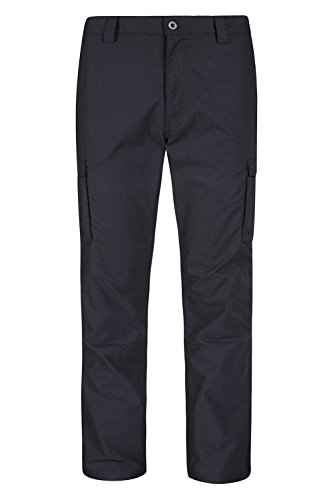 mountain-warehouse-trek-mens-winter-lightweight-quick-drying-sporty-hiking-walking-short-trousers-bl