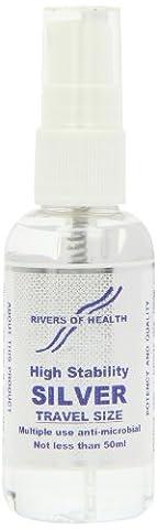 Rivers of Health 50ml Colloidal Silver Spray