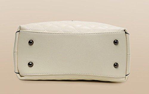 Auspicious beginning Retro Doktor tragbaren Einzel-Schulter-Cross-Body-Messenger Bag rot