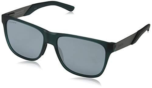 Smith Optics Herren Lowdown Steel Sonnenbrille, Mehrfarbig (Mtgrn Mil), 56
