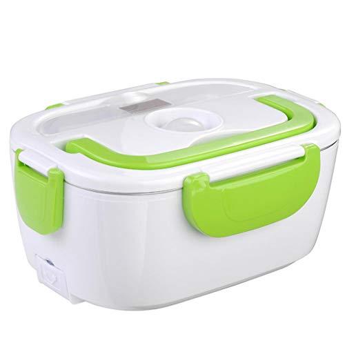 Altsommer Tragbare Elektrische Brotdose, Lunchbox Elektrische mit 1500ml Heizung Mahlzeit Container Bento Behälter | Food Jar | Thermo Gefäß für Babynahrung | Speisegefäß | Warmhaltebox 16 Ptc-rack