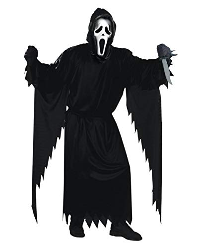 Horror-Shop Scream Kostüm mit -