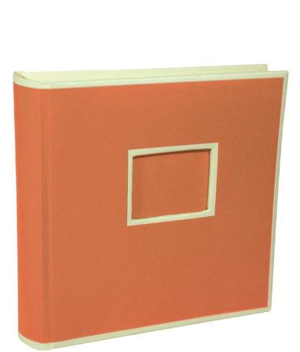 Fotoalbum 200 Pockets in orange von Semikolon