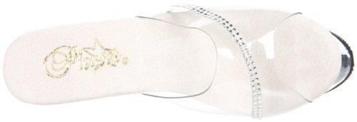 Pleaser DIA601R/C/M Mules Femmes Diamond