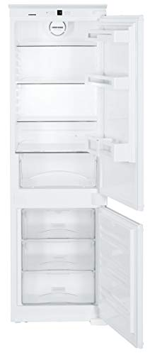 Liebherr ICUS 3324 Comfort Kühl-Gefrier-Kombination (Gefrierteil unten - Einbau) / 179 cm/Gefriervermögen: 6 kg/24h