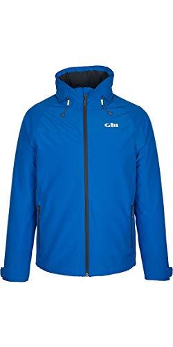 Gill Navigator Coat Jacket Coat Blue - Leichtes, thermisches Futter - Wasserdicht und atmungsaktiv