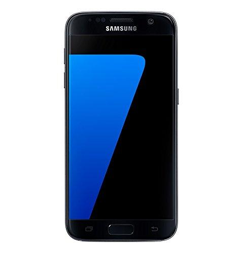 Samsung Galaxy S7 Smartphone (5,1 pouces (12,9 cm) écran tactile, 32 Go de mémoire interne, Android OS) noir