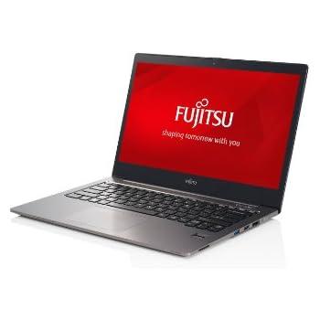 Fujitsu LIFEBOOK U904 - Ordenador portátil (Ultrabook, Negro, Concha, 1.6 GHz,