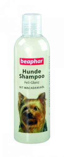 Beaphar-Shampoo pelliccia del cane di lucentezza-250ML