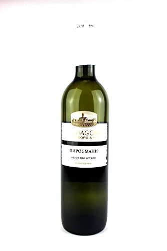 Weißwein Pirosmani Badagoni 2013, halbtrocken (1x0,75), 12%