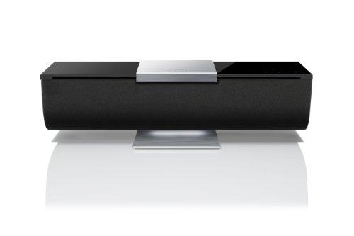 Onkyo iOnlyPlay ABX100 Musiksystem mit Ladefunktion für Apple iPod/Phone (Onkyo Nur)