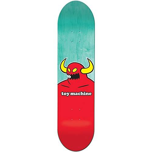 Toy Machine Skateboards Monster Skateboard Deck 8.25