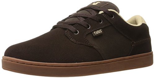 DVS Schuhe: Quentin Port Suede GT Marron (Chocolate Suede)