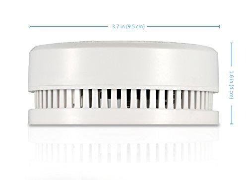 X-Sense DS22 Rauchmelder mit Photoelektrischem Sensor, Batteriebetrieben - 6