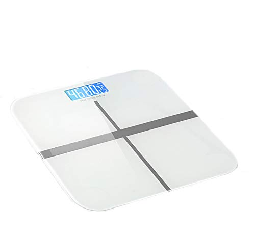 PLTJ-Pbs Scala Elettronica Body Weight Scala USB Ricarica Uomo e Donna Home Regali Smart Multifunzione