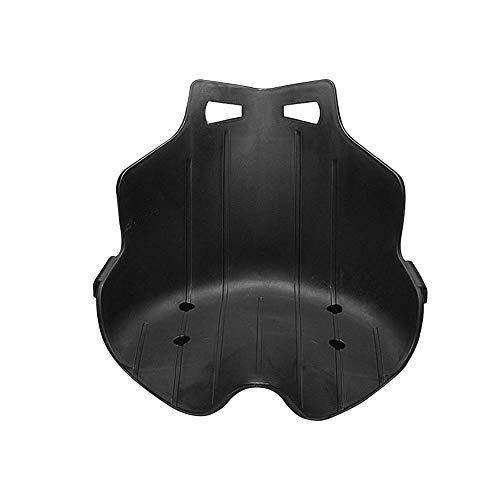 Verstellbarer Kunststoffrollstuhl, anpassbar an die Kart-Umgebung als Ersatz Hoverboard Ergonomischer Sitz Solides, sicheres und Komfortables Design