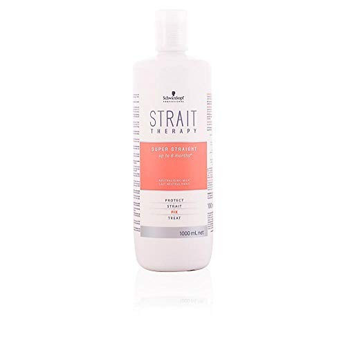 Schwarzkopf Strait Styling Therapy Lait de Neutralisation 1000 ml