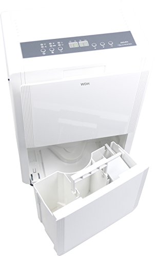 Aktobis Luftentfeuchter, Bautrockner WDH-930EEH (bis 40 L/T + Display + Heizfunktion)