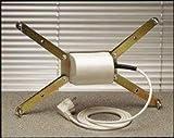 PROFI Vibrationsanlage Wecker Lattenrost vibrierendes Bett Tiefschlaf Vibration