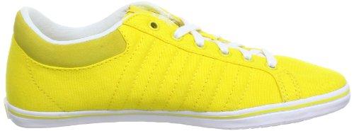 K-Swiss 93015-738-M, Baskets mode femme Jaune (Vibrant Yellow/White)