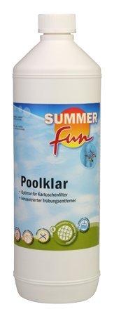 Summer Fun 502010709 Wasserpflege Pool Klar, 1 Liter