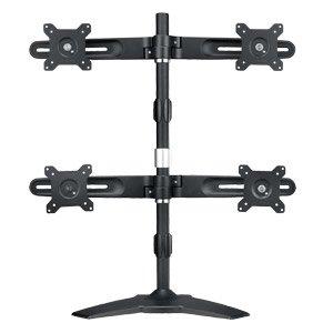 AG Neovo DMS-01Q - Desk Mouting Stand for Quad monitors Quad-monitor Desk