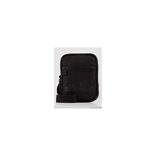 Ellesse Templeton Small Item - Bolso bandolera, color negro, color Negro, talla Einheitsgröße