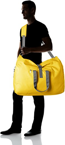BREE Unisex-Erwachsene Punch 714, Yellow, Weekender S18 Shopper, Gelb (Yellow), 30x32x60 cm Gelb (Yellow)