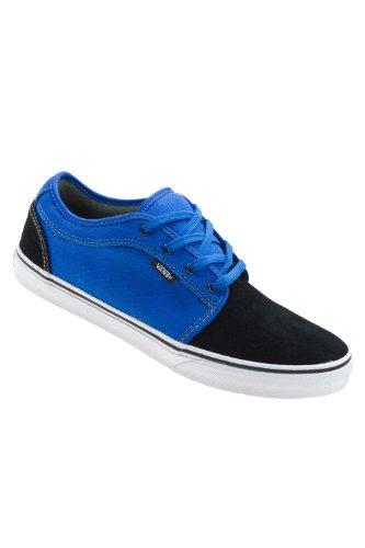 Vans Chukka Low Kids Schuh (black/royal Black / royal