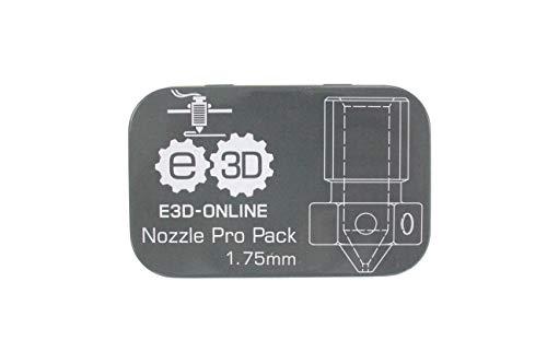 E3D V6 Düse Pro Pack (1.75mm) - Stahl Nozzle Kit