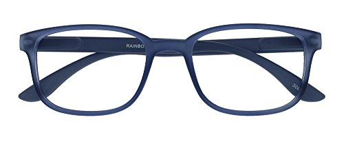 I NEED YOU Lesebrille Rainbow, 2.00 Dioptrien, blau