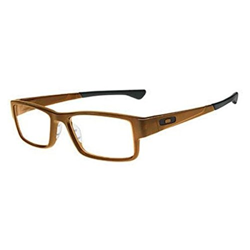 Oakley Brillengestell Airdrop Kunststoff Rootbeer