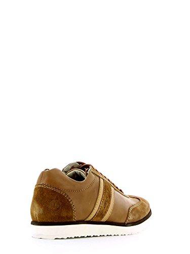 Lumberjack 1371 M01 Chaussures lacets Man Brun