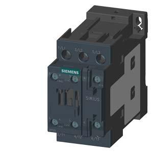 SIEMENS - CONTACTOR AC3 15KW 1NA+1NC UC 200-280V TORNILLO