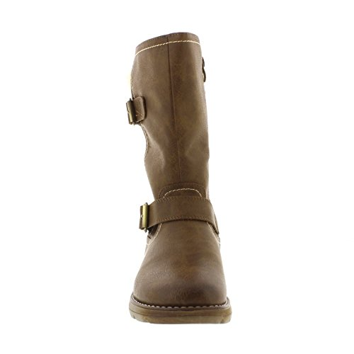 Heavenly Feet Pacific 2 Brown Boots
