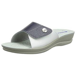 INBLU Women's Valeria Flip Flops, (Blu 004), 5.5-6