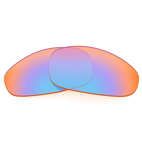 Revant Ersatzlinsen für Oakley Juliet Elite Tracer Orange MirrorShield®