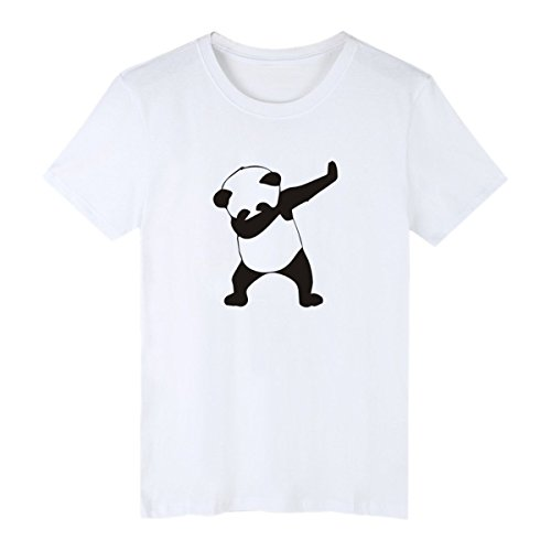 906633a943 SIMYJOY Amants Dabbing Licorne T-Shirt Animal Mignon Dab Tee Cool Cartoon  Casual Style Top