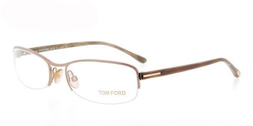 New TOM FORD Eyeglasses FT TF 5023 TF5023 643 Bronze Unisex