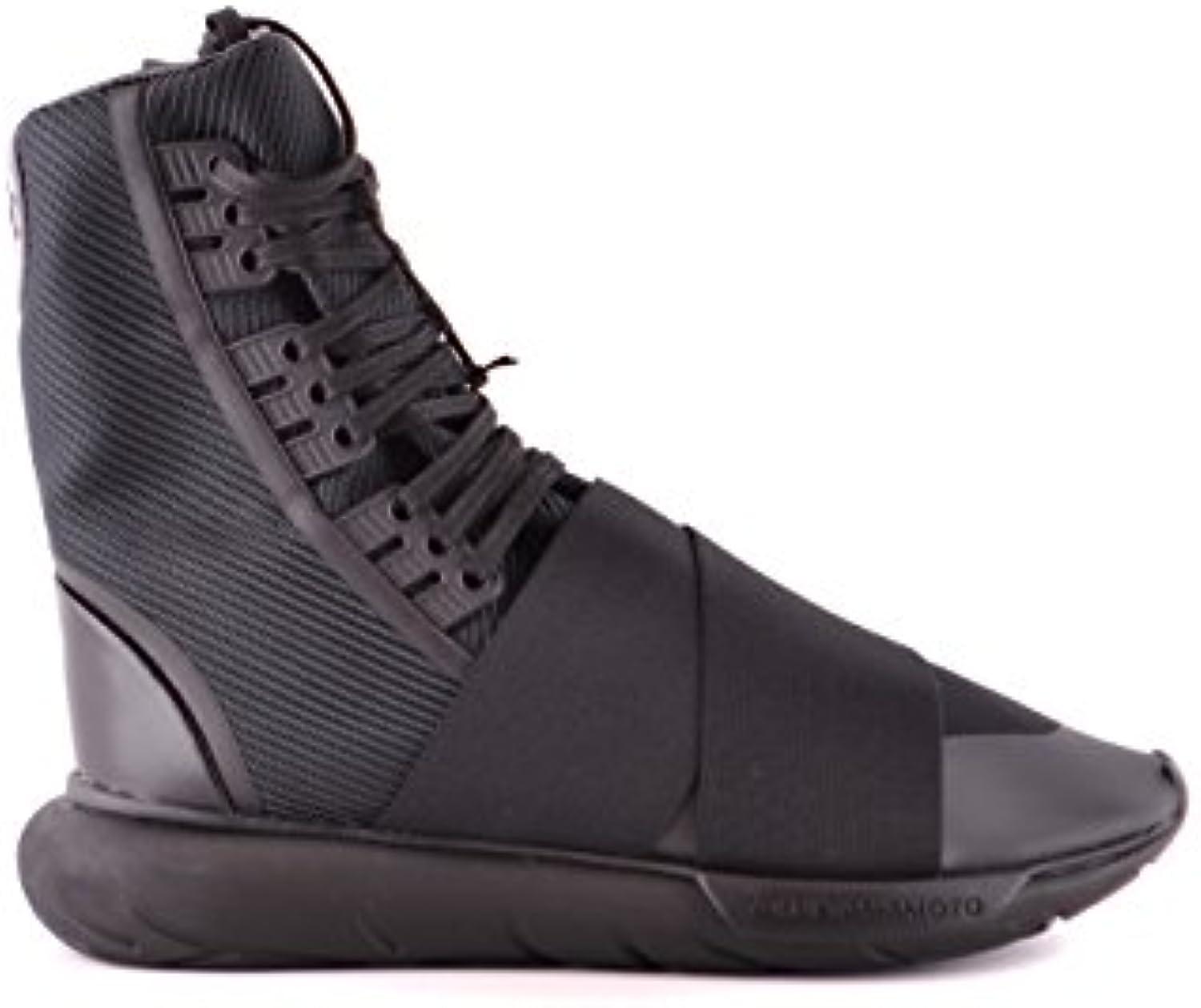 Adidas Y-3 Yohji Yamamoto Hombre BB4802COREBLACK Negro Poliéster Zapatillas Altas