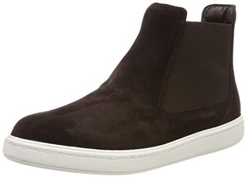Clarks Jungen StreetChelseaK Chelsea Boots, Braun (Brown Suede), 29 EU -