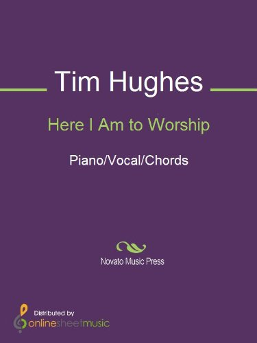 Here I Am to Worship eBook: Tim Hughes: Amazon.co.uk: Kindle Store
