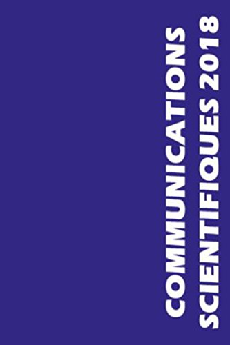 Communications scientifiques MAPAR 2018: Paris 8 et 9 juin 2018 Communications scientifiques par Collectif MAPAR