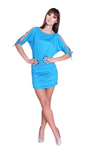 AE - Chemisier - Femme Bleu ciel